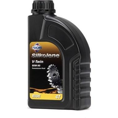 V Twin 80W 90, Gear Oil, Silkolene - Averys Motorcycles