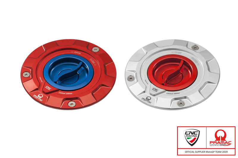 Panigale V4 - Fuel Cap, Fuel Cap Cover, CNC Racing - Averys Motorcycles