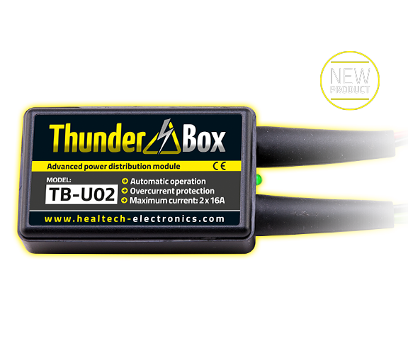 Thunder Box - Averys Motorcycles