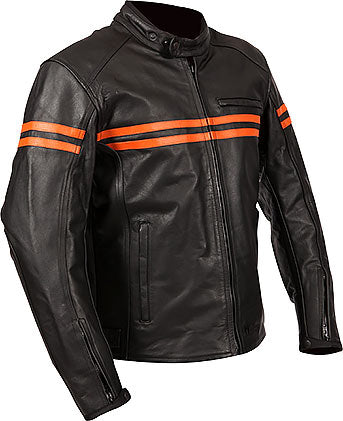 Brunel, Leather Jacket, Weise - Averys Motorcycles