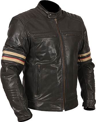 Detroit, Leather Jacket, Weise - Averys Motorcycles