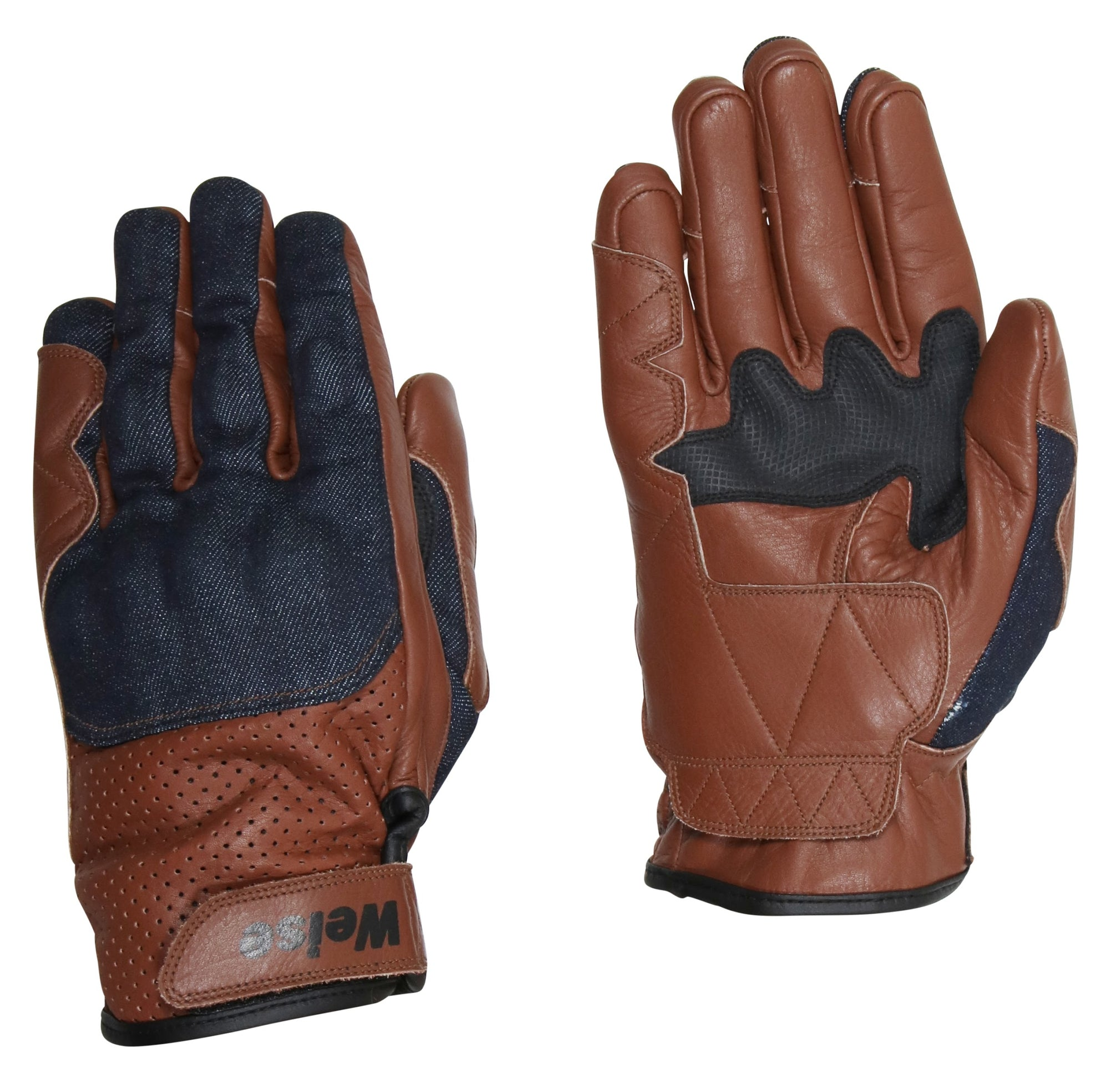 Weise Glove - Fury, Gloves, Weise - Averys Motorcycles