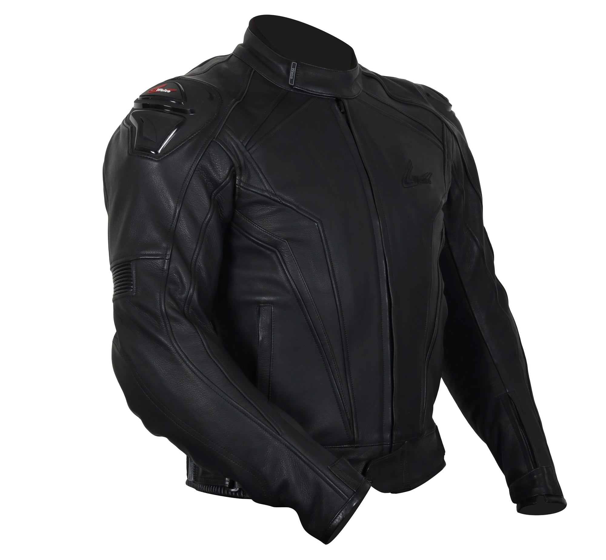 Diablo, Leather Jacket, Weise - Averys Motorcycles
