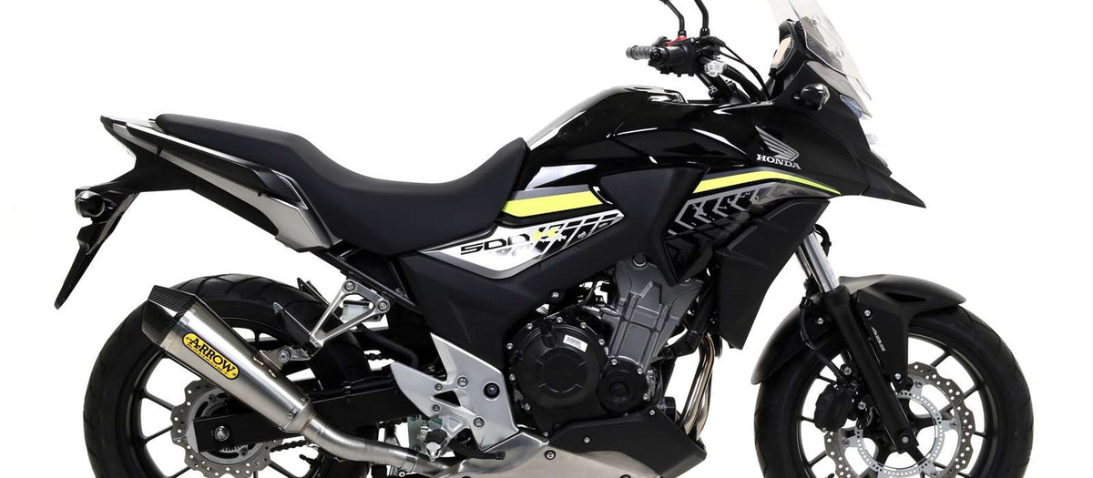 X-Kone, Exhaust, Arrow - Averys Motorcycles
