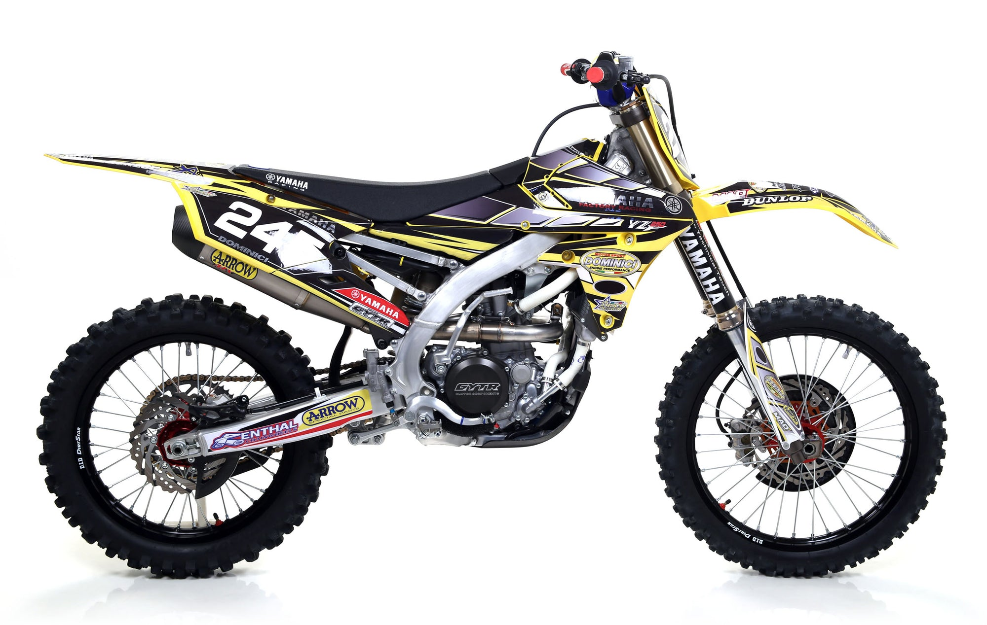 MX Comp - Yamaha, Exhaust, Arrow - Averys Motorcycles