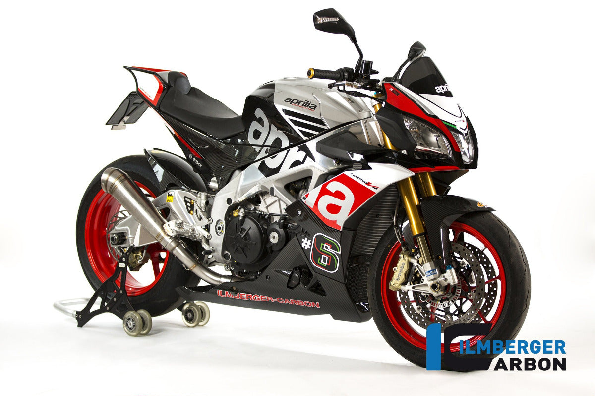 Aprilia V4 Tuono, Carbon Parts, Ilmberger Carbonparts - Averys Motorcycles