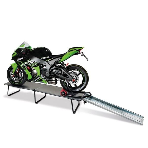 GP Box Stand + Ramp, Workbench, Valtermoto Components - Averys Motorcycles