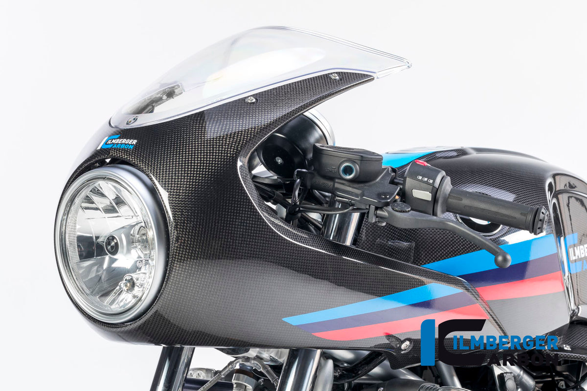 BMW R nineT Racer, Carbon Parts, Ilmberger Carbonparts - Averys Motorcycles