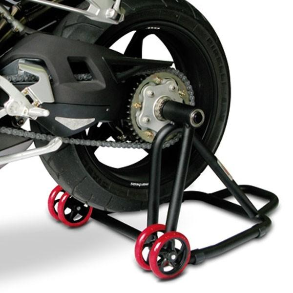 RACE Single Arm Rear Stand or Pin, Paddock Stand, Valtermoto Components - Averys Motorcycles