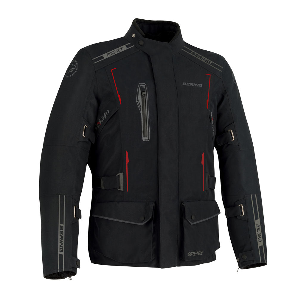 Yukon, Jacket, Bering - Averys Motorcycles