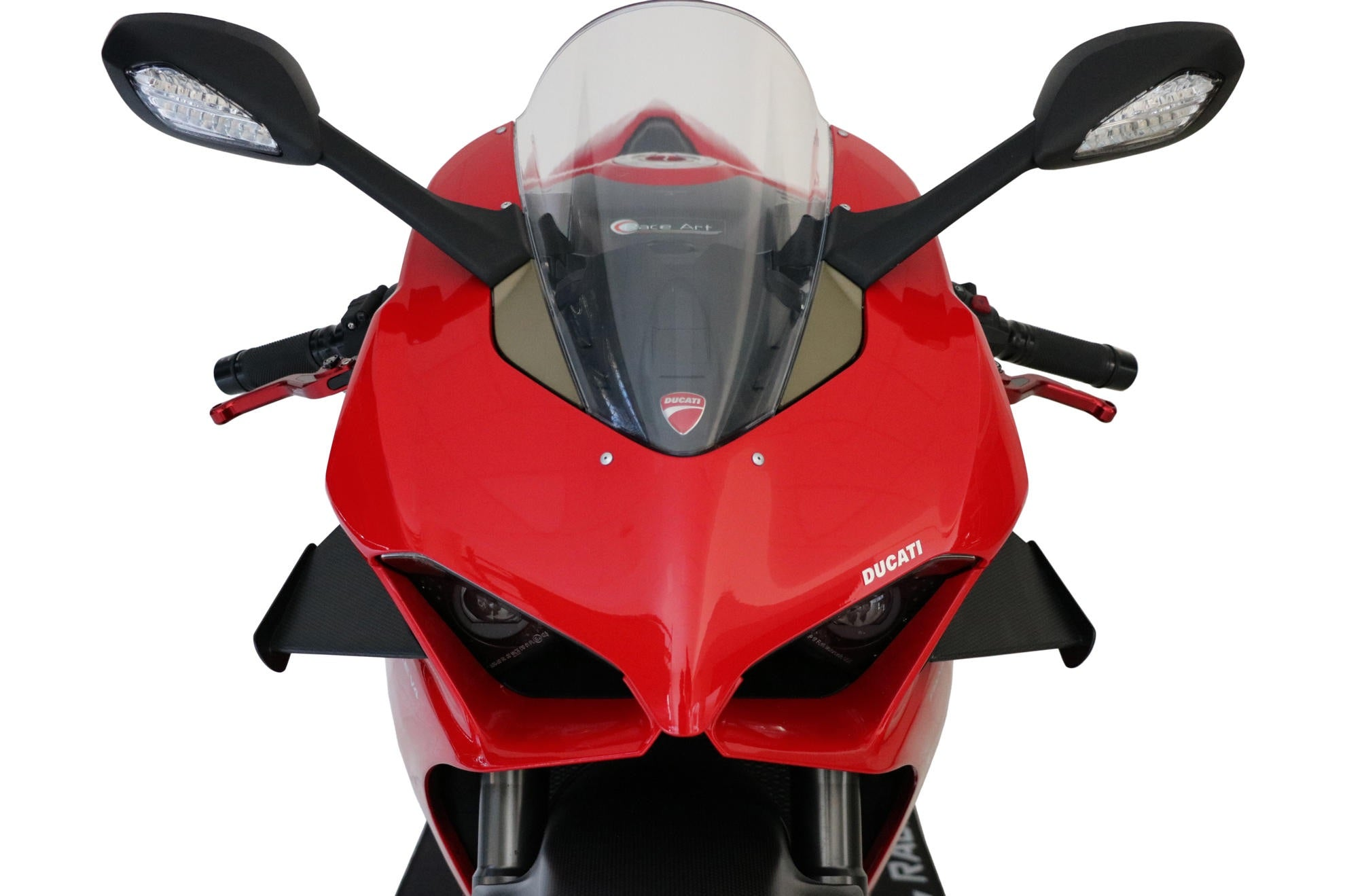 CNC Racing Carbon Wings - Panigale V4/S, Carbon Parts, CNC Racing - Averys Motorcycles