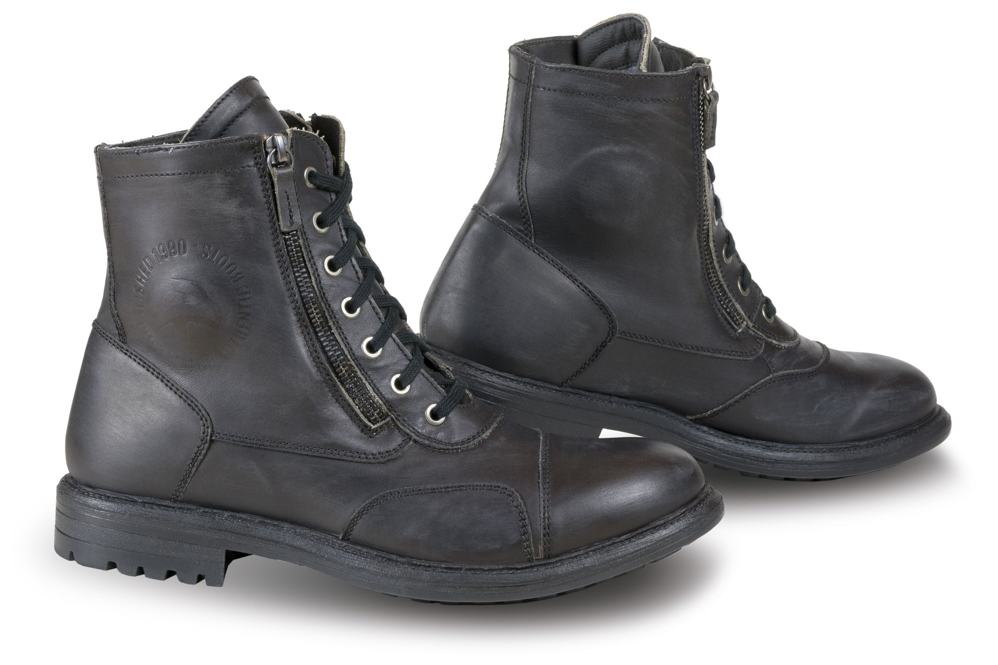 Falco Aviator Boots, Boots, Falco - Averys Motorcycles