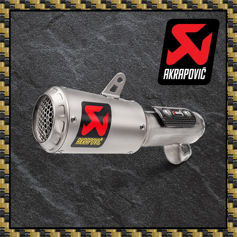 Akrapovic MotoGP Style Silencer - BMW S1000R, Exhaust Silencer, Akrapovic - Averys Motorcycles
