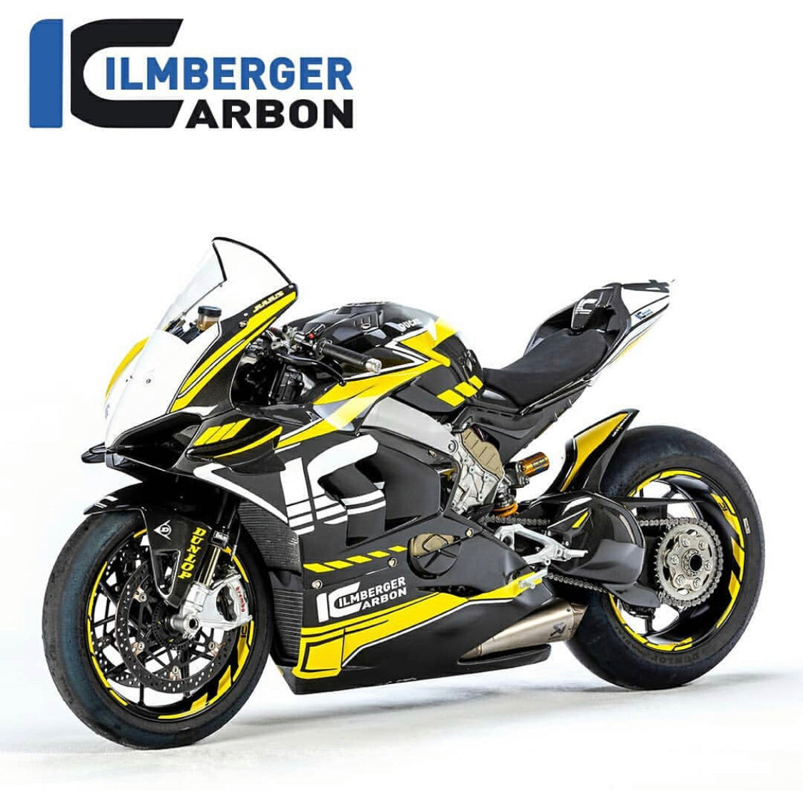 Ducati Panigale V4R Race, Carbon Parts, Ilmberger Carbonparts - Averys Motorcycles