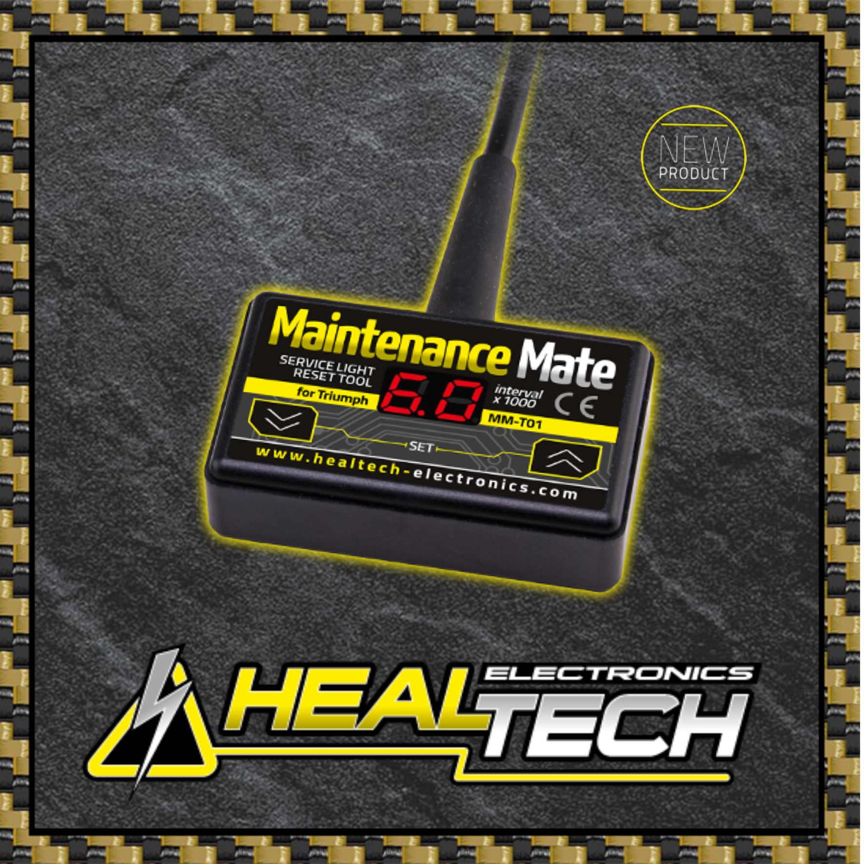 Healtech Maintenance Mate, Maintenance Mate, Healtech - Averys Motorcycles