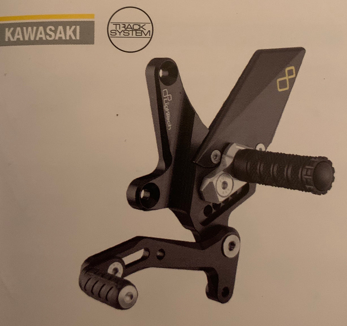 Kawasaki - Adjustable Rearsets, Rearsets, LighTech - Averys Motorcycles