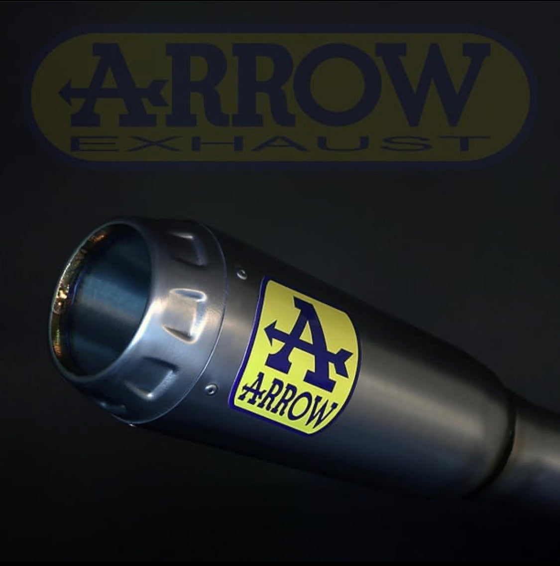 Pro Racing, Exhaust, Arrow - Averys Motorcycles