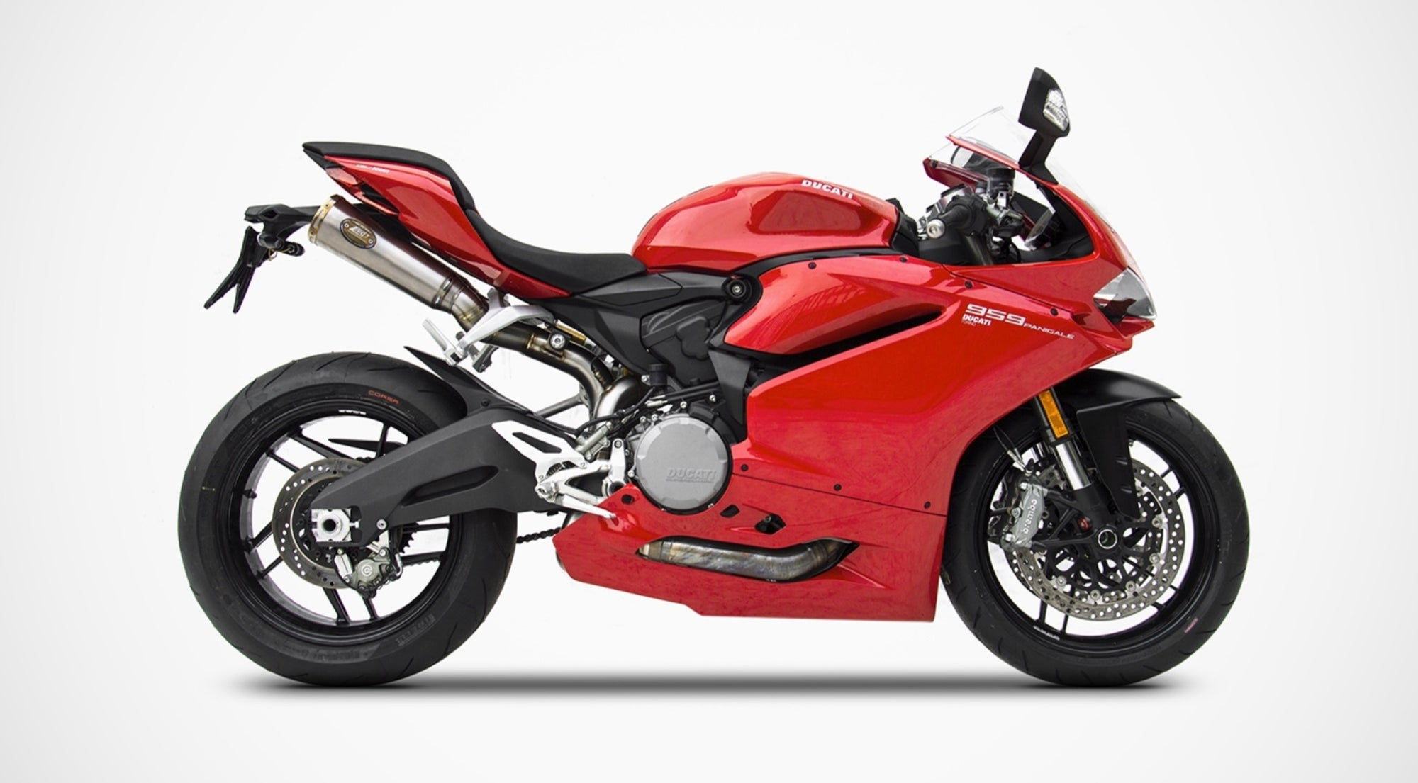 Zard Exhausts - Ducati Panigale 959