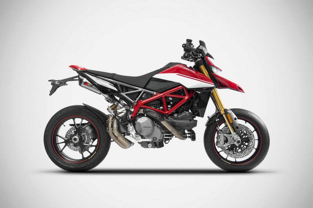 Ducati Hypermotard 950/SP, Exhaust, Zard - Averys Motorcycles