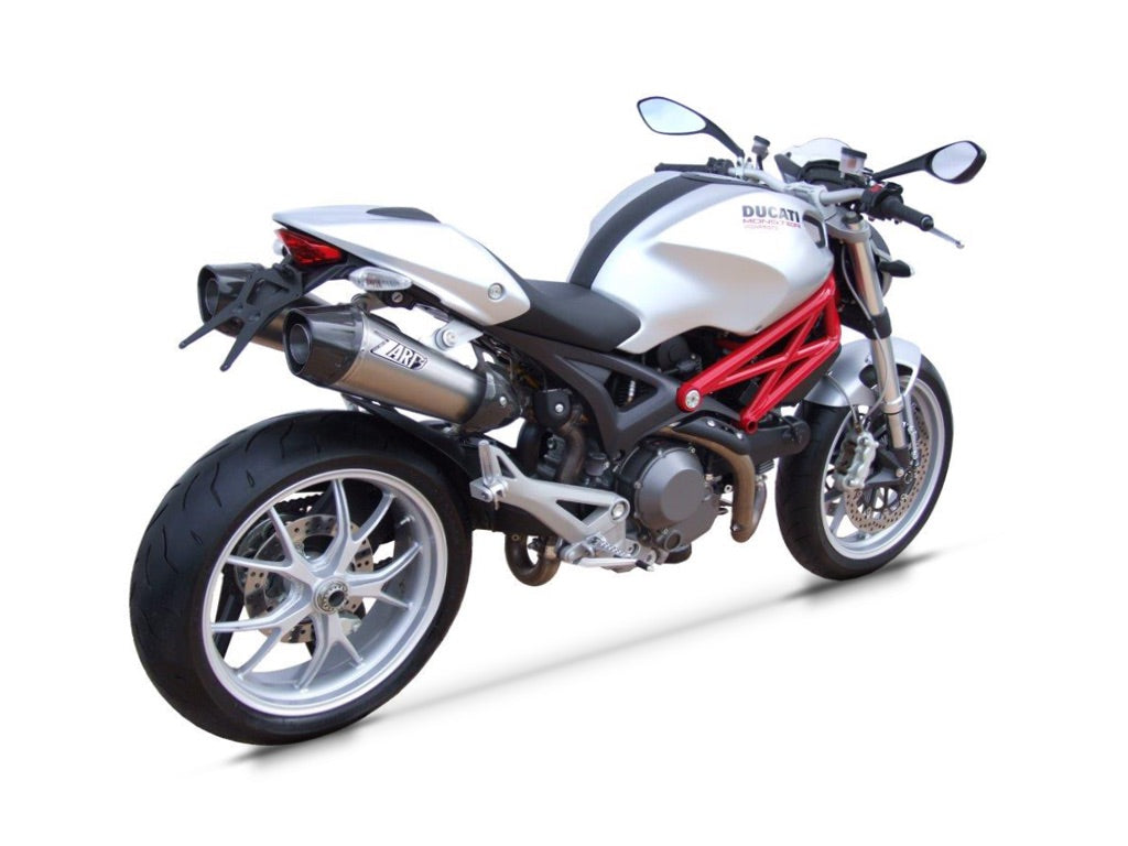 Ducati Monster 696/796/1100, Exhaust, Zard - Averys Motorcycles