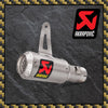 MotoGP Silencer - Suzuki GSXR1000, Exhaust Silencer, Akrapovic - Averys Motorcycles