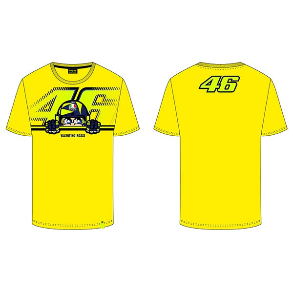 Cupolino, T-shirt, VR46 - Averys Motorcycles