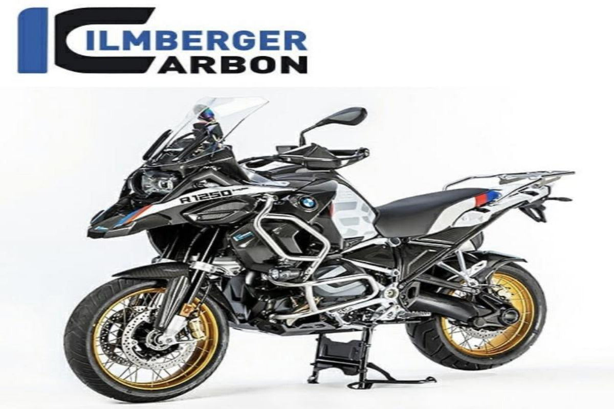 BMW R1250GS, Carbon Parts, Ilmberger Carbonparts - Averys Motorcycles