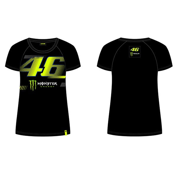 VR46 Monster Monza Ladies T-Shirt