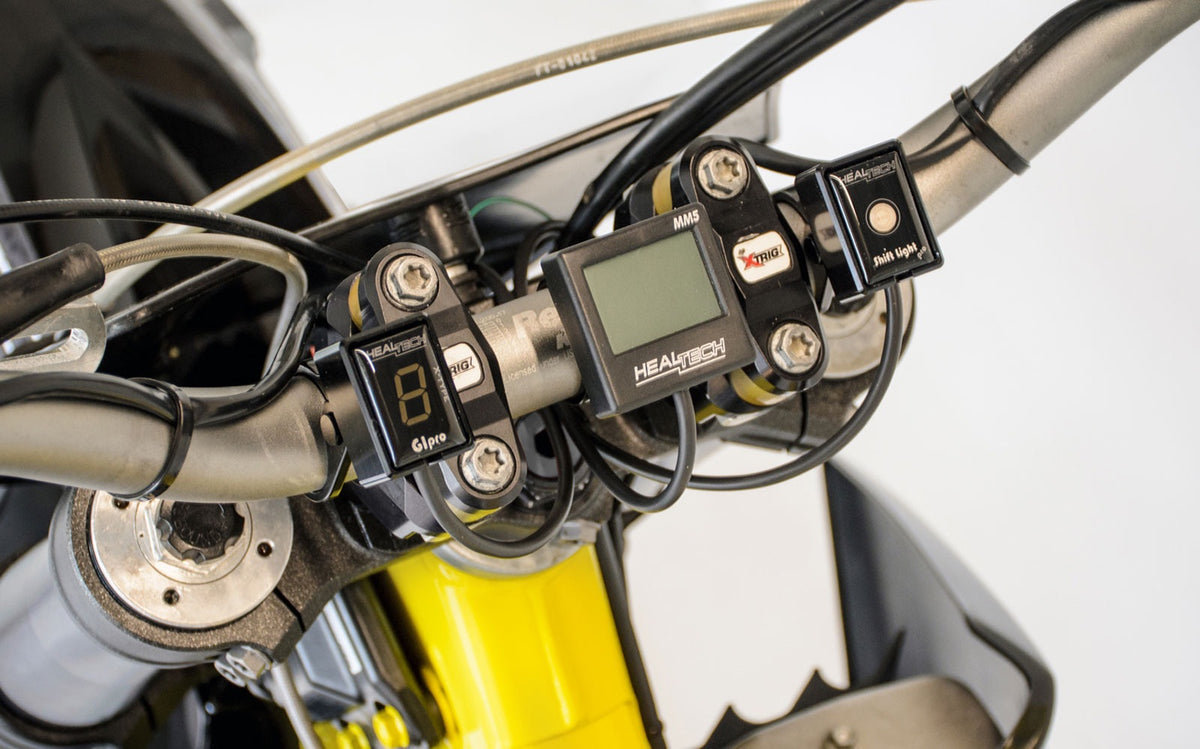 Shift Light Pro, Shift Light, Healtech - Averys Motorcycles