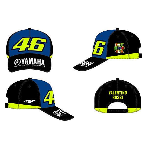Yamaha Racing, Cap, VR46 - Averys Motorcycles