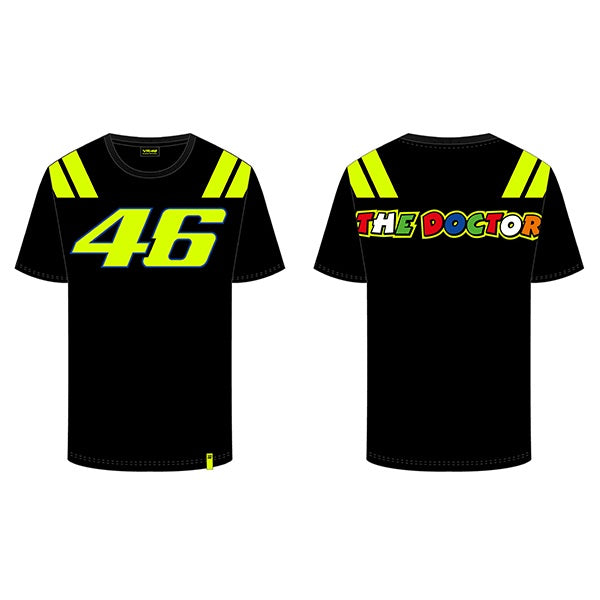 VR46 Race T-Shirt, T-shirt, VR46 - Averys Motorcycles