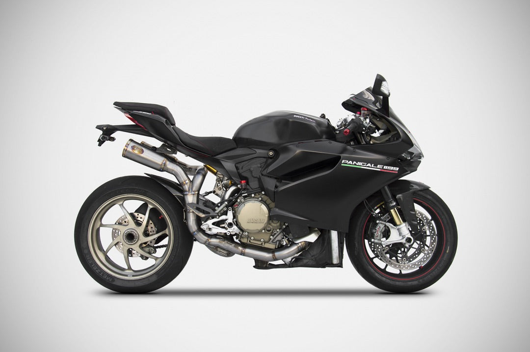 Zard Exhausts - Ducati Panigale 1199, Exhaust, Zard - Averys Motorcycles
