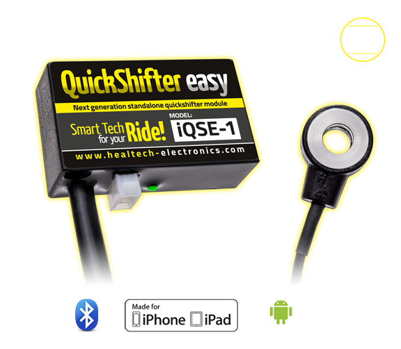 iQSE - Beta, Quickshifter, Healtech - Averys Motorcycles