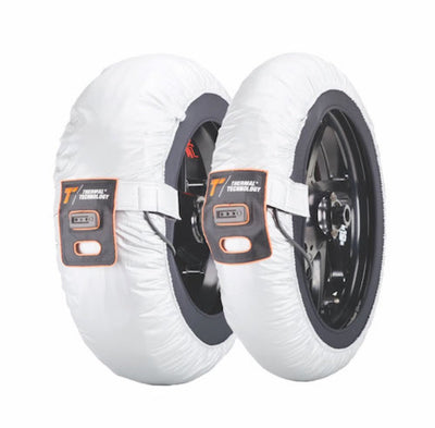 Thermal Technology Race Tyre Warmers, Tyre Warmers, Thermal Technology - Averys Motorcycles