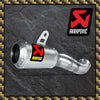 Akrapovic MotoGP Style Silencer - Yamaha R3/MT-03, Exhaust Silencer, Akrapovic - Averys Motorcycles