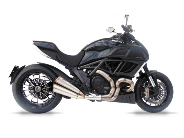 Ducati Diavel, Exhaust, Zard - Averys Motorcycles