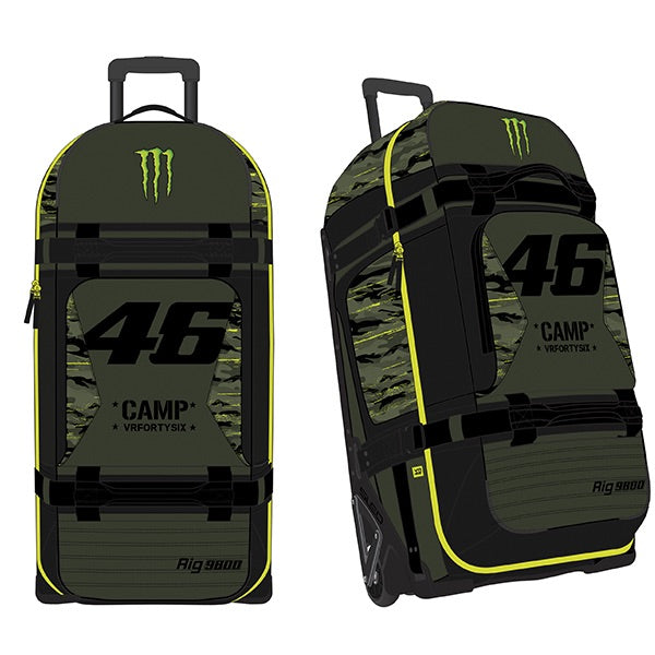 VR|46 Rig 9800 Limited Edition, Luggage, VR46 - Averys Motorcycles