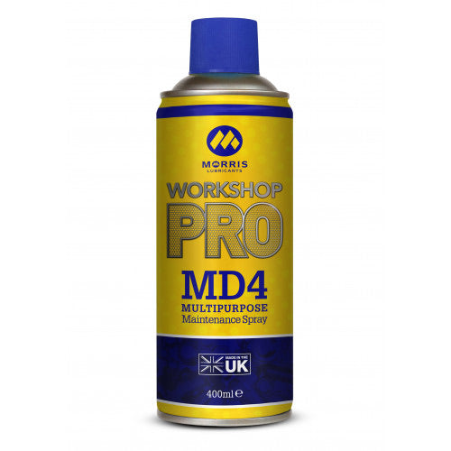 Pro MD4, Maintenance Spray, Morris Lubricants - Averys Motorcycles