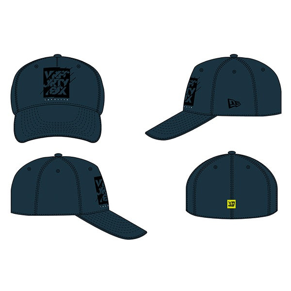 VR46 New Era Cap, Cap, VR46 - Averys Motorcycles