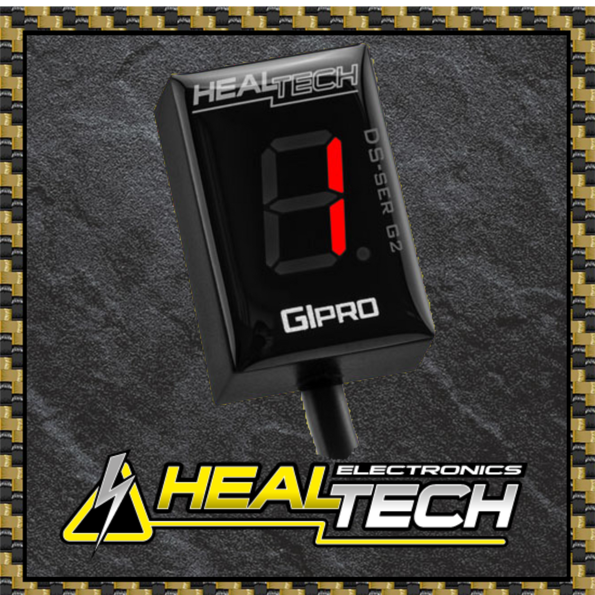 GIpro DS-Series G2, Gear Indicator, Healtech - Averys Motorcycles