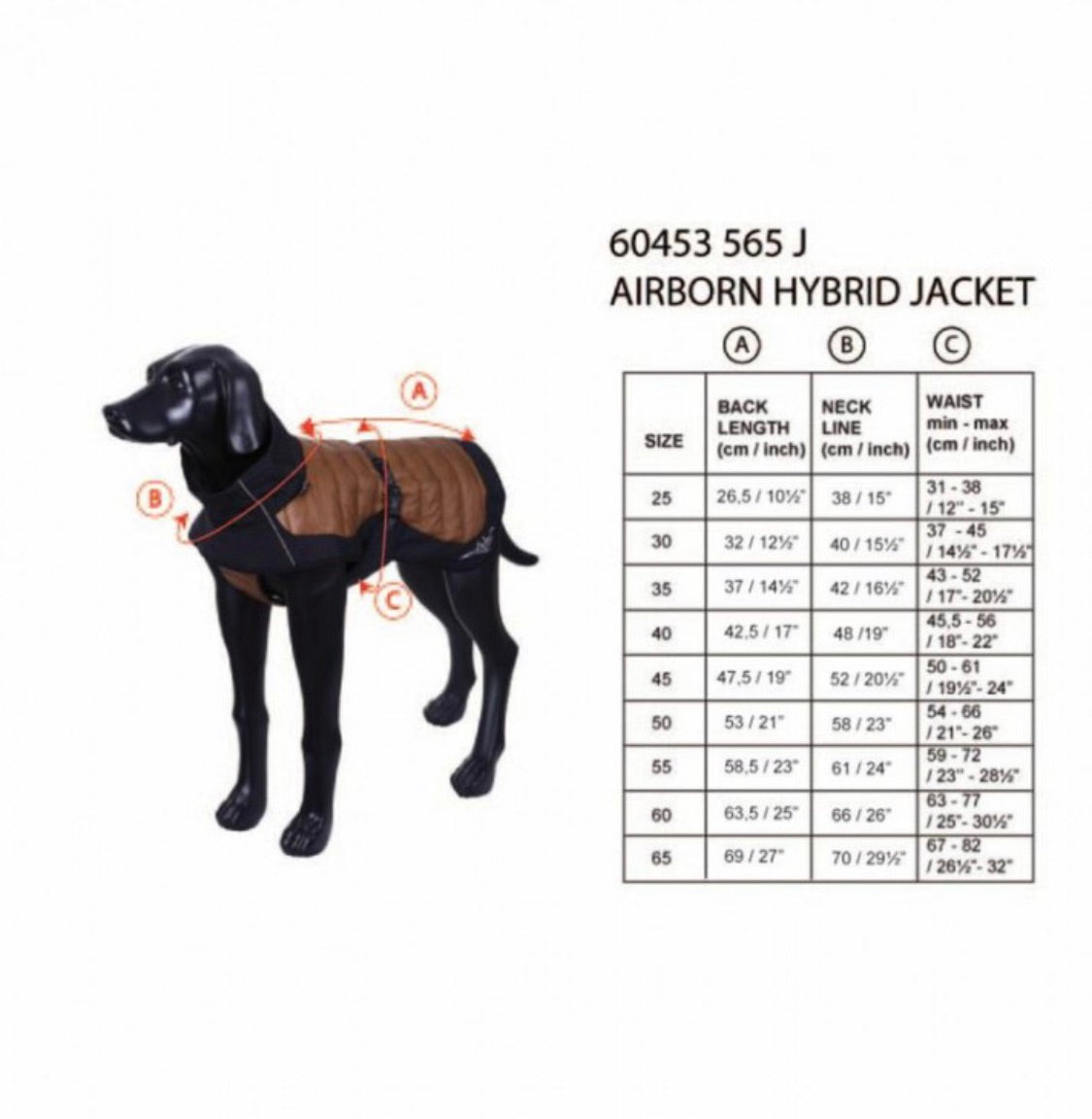 Rukka Coat - Airborn Hybrid Jacket, Pet Clothing, Rukka Pets - Averys Motorcycles
