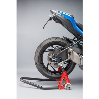 GP with Lifter Options Modular with Forks Black Lightech Rear Paddock Stand