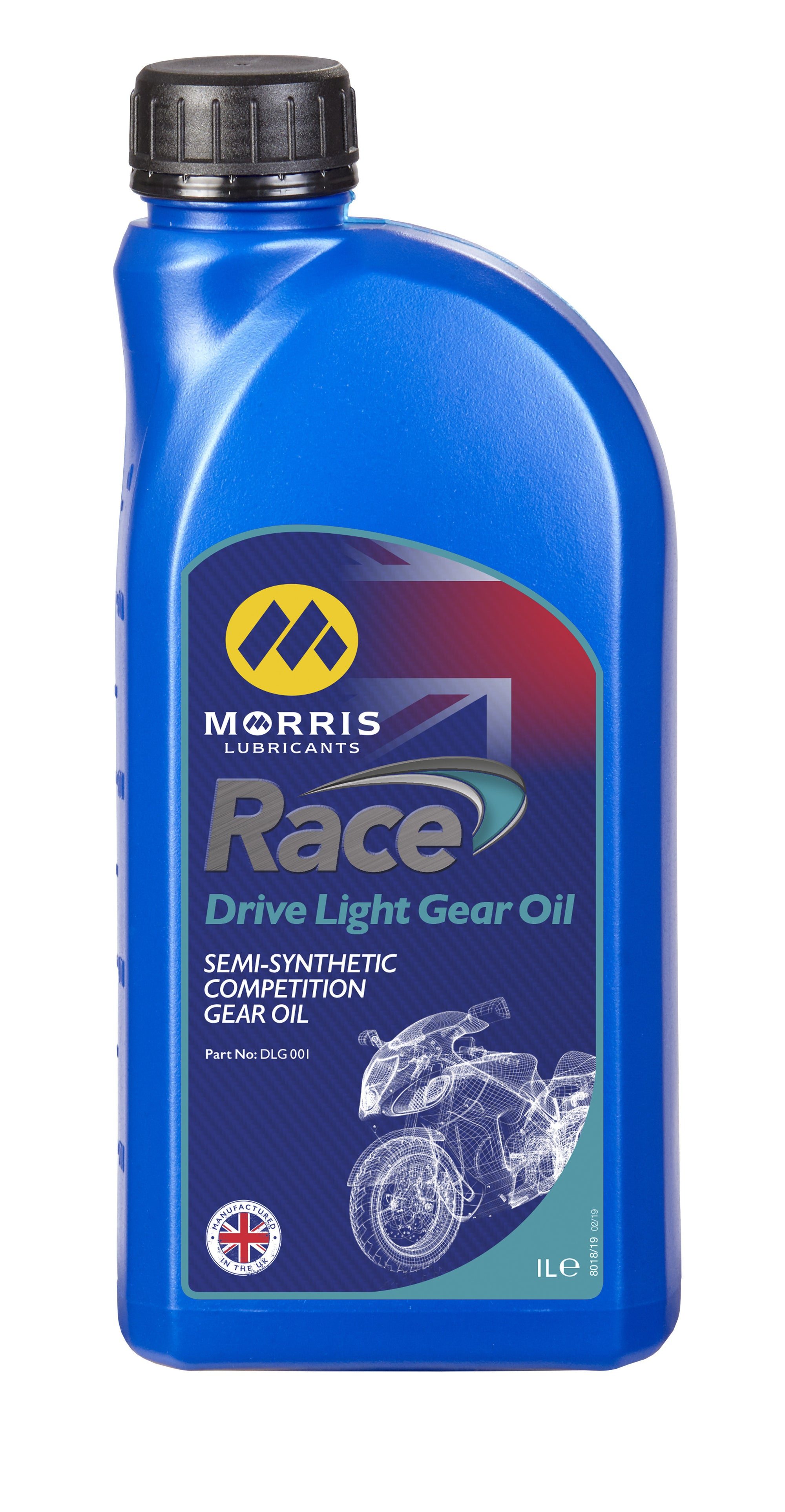 Race LGO, Gear Oil, Morris Lubricants - Averys Motorcycles
