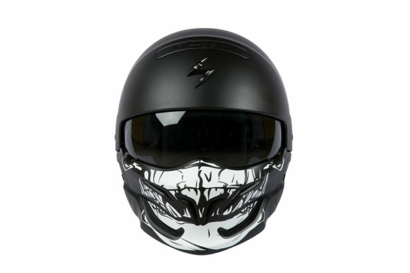Skull Mask - Averys Motorcycles