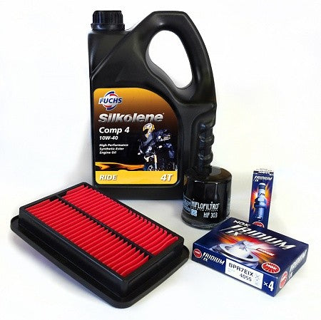 Service Pack - BMW, Service Kit, Silkolene - Averys Motorcycles