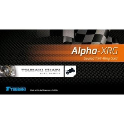 Tsubaki Alpha XRG Chain 520 / 96 - Race and Trackday Parts