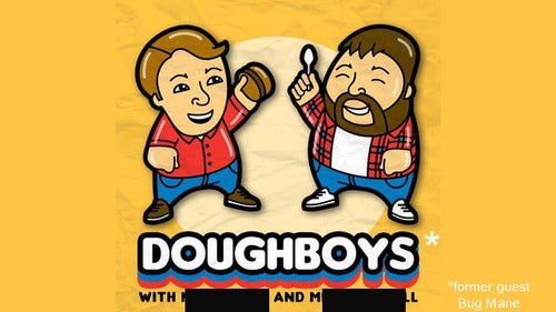 Doughboys* Live in Milwaukee! 10/3           *former guest Bug Mane