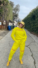 Trademarked x caitraft Yellow Sweatsuit Pre-Order