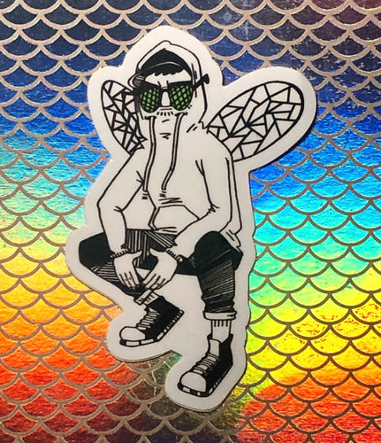 Bug Mane Sticker REMASTERED