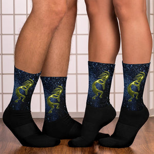 Kokopelli Socks
